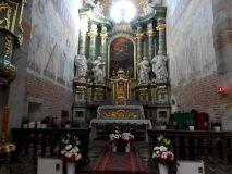 Sulejów-Ołtarz-główny