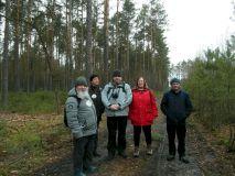 Tresta-Pielgrzymi-na-leśnym-szlaku