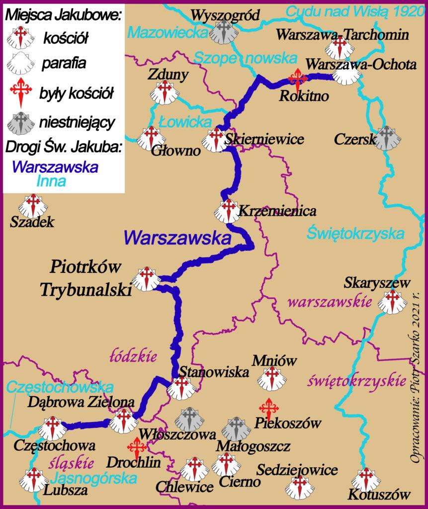 Warszawska droga św. Jakuba