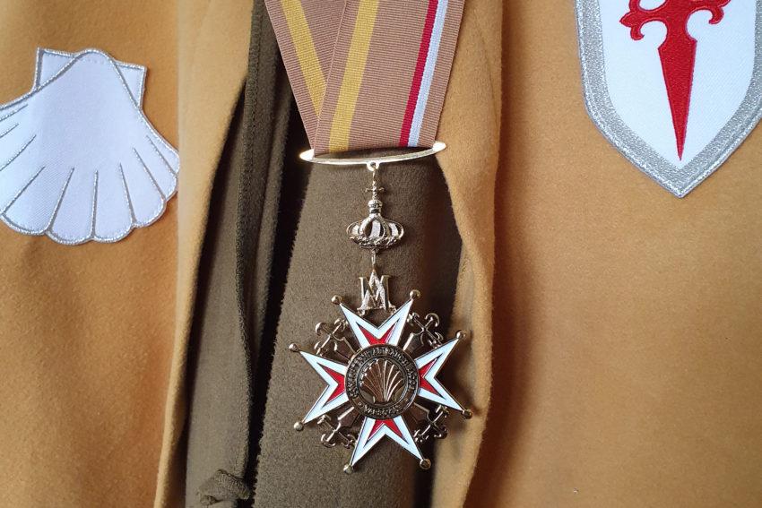 Odznaka konfraterni sw. Jakuba